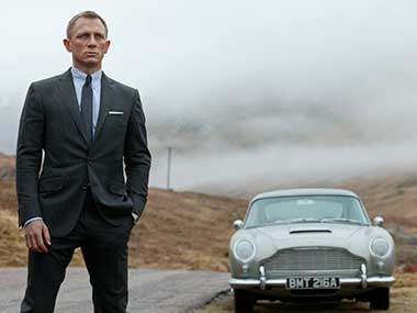 Daniel Craig in Bond 25: The star will reprise his role as 007 agent in 2019 film