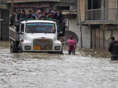 Seven dead over a lakh affected in Meghalaya floods