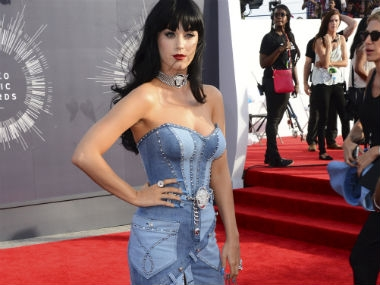 Katy Perry leads MTV EMAs with seven nominations