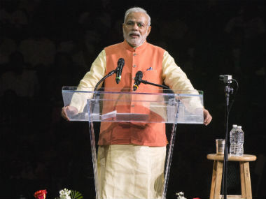Watch Modis full speech before jampacked Madison Square Garden