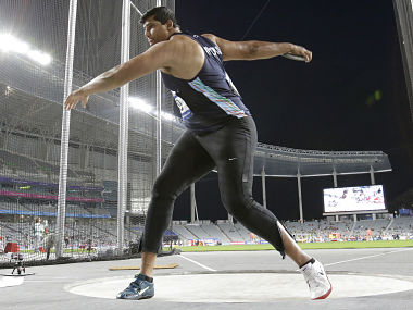 Athletic Worlds Indias best hope Vikas Gowda finishes disappointing ninth in discus throw