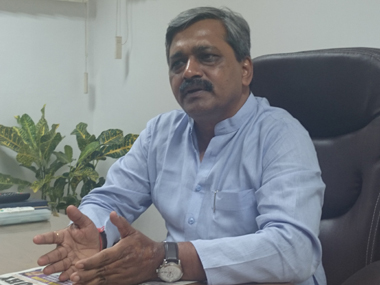 BJP leader Satish Upadhyay. Firstpost