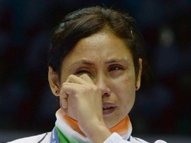 I apologised because I didnt want any other Indian boxer to suffer Sarita Devi