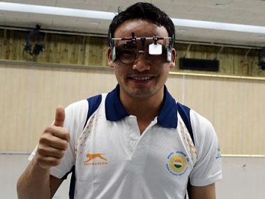 Silver medal at World Cup will boost confidence ahead of Olympics, says Rio-bound shooter