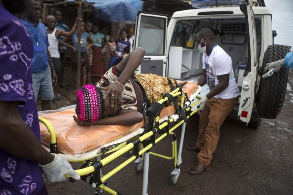 Ebola may change how aid is spent on healthcare in Africa
