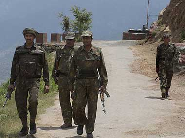 LoC firing Angry India retaliates with strong counterattack 15 killed in Pakistan