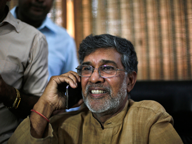 Nobel Peace awardee Kailash Satyarthi not recognised in his own state Madhya Pradesh