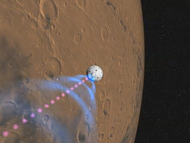 Researchers say future manned missions to Mars might not be possible. AP