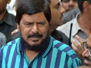 Asked RBI for money but they are not giving Union minister Ramdas Athawale says Rs 15 lakh promised by Centre coming slowly