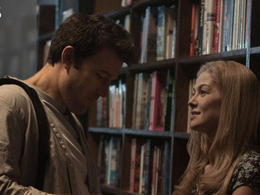 Gone Girl review Ben Afflecks the hero in bloody film that leaves you scared of marriage and women