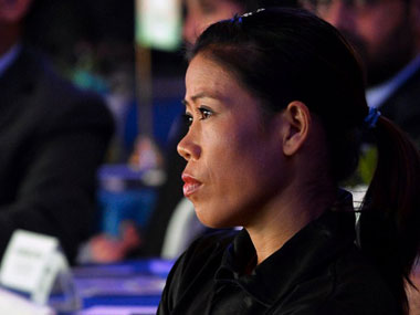 Boxing is almost dead in India: Mary Kom