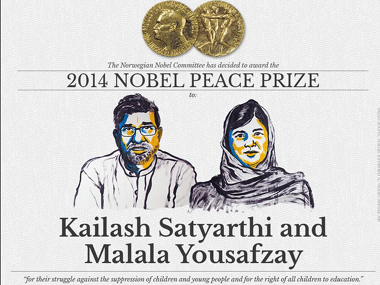 Why the Nobel Peace Prize is a redfaced moment for Pakistan and India