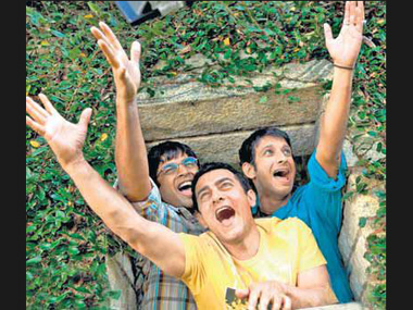 Vidhu Vinod Chopra said Aamir's character in 3 Idiots was inspired from his life. Courtesy: Facebook