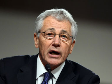 US Secretary of Defence Chuck Hagel to step down