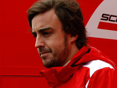 F1 Alonso out Vettel in as Ferrari go through major shakeup