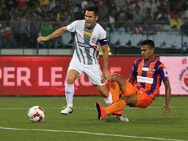 ISL 2015 In absence of Luis Garcia Atltico de Kolkata will have to work harder to retain title