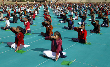 Yoga sessions for central govt employees from 1 Dec