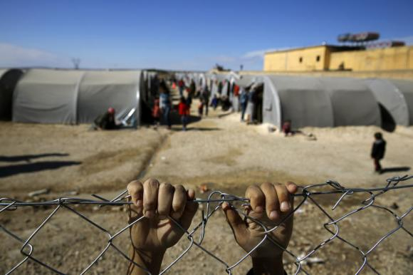 UN says 136 million displaced by wars in Iraq and Syria