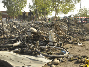 Blasts kills 35 at Nigeria mosque Is Boko Haram the mastermind behind the attack