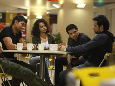 Ungli review Stupid dialogues silly plot make Emraan Hashmis film a bore