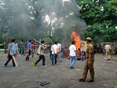 Agartala clashes: 17 injured as tribals demand 'Twipra land', a separate state for