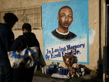 Autopsy shows Los Angeles police shot mentallychallenged black man 3 times