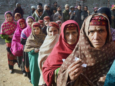Jammu and Kashmir bypolls postponed due to security reasons Opposition parties seek release of leaders from detention