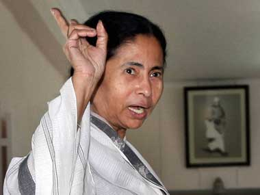 Mamata Banerjee blames RAW for Burdwan blast BJP calls her antinational