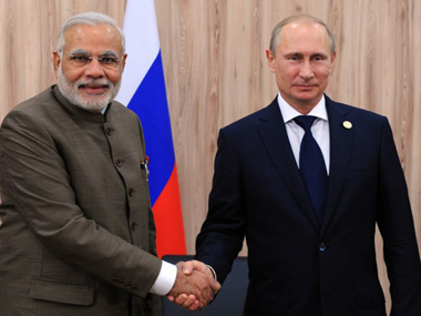 Fallout from Putins visit US Ukraine object to IndoRussian deals will Modi listen