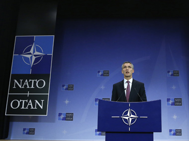 In a first NATO okays special combat force to counter Russian threat