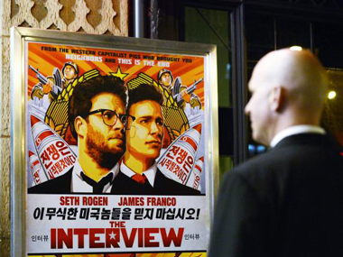 The Interview might be no masterpiece, but it's opening to packed theatres