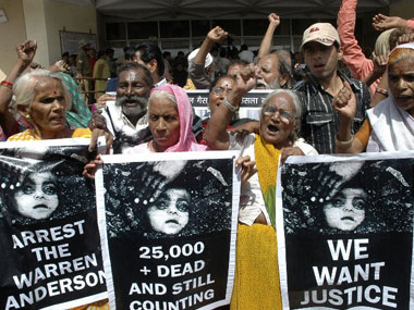 With no basic facilities Bhopal gas tragedy widows now pray for death