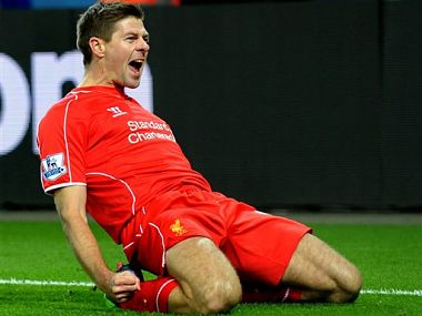Gerrard set to don Liverpool jersey one more time for All Stars match in Australia
