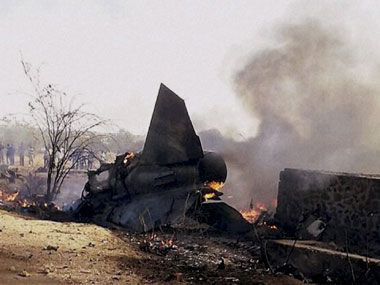 MiG27 crashes in Rajasthan Losing jets so frequently is just not acceptable where is it all going wrong