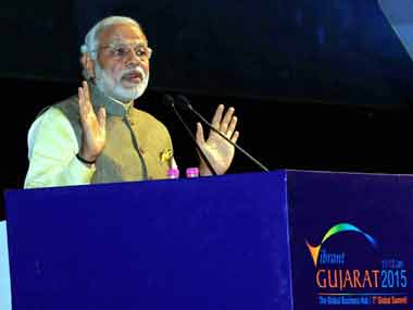 Vibrant Gujarat 2015 Companies pledge to invest Rs 25 lakh cr