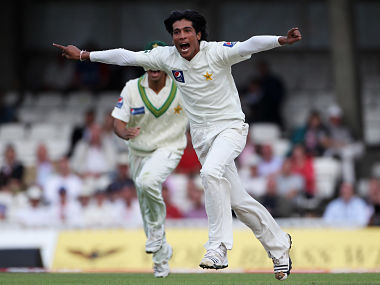 Pakistani pacer Mohammad Amir. Getty Images