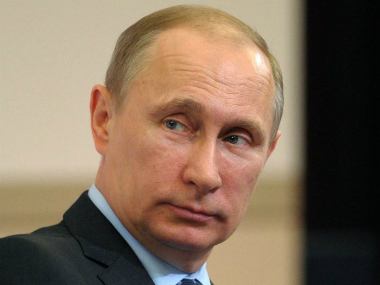 Russias Putin brands Ukraine army a NATO proxy as fighting flares