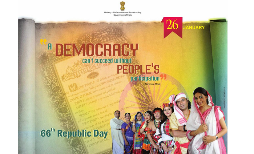 Republic Day blunder Modi govt ad omits Socialist Secular from Constitution preamble