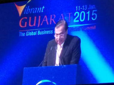 Vibrant Gujarat Summit RIL pledges Rs 1 lakh cr Birla Group to invest Rs 20k cr in state