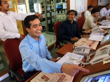 Sensex, Nifty hit all-time highs on IMF positive comment about Indian economy