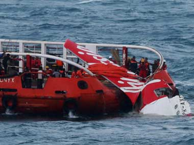 Pilots removal of circuit breaker caused AirAsia crash in Indonesia that killed 162 people