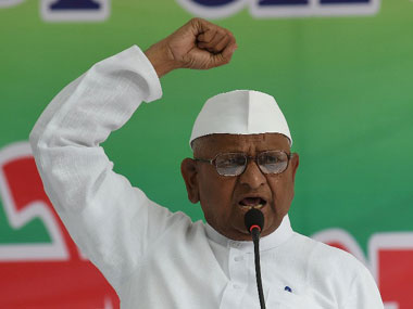 Modi will be held responsible if anything happens to me says Anna Hazare as his fast continues on 5th day