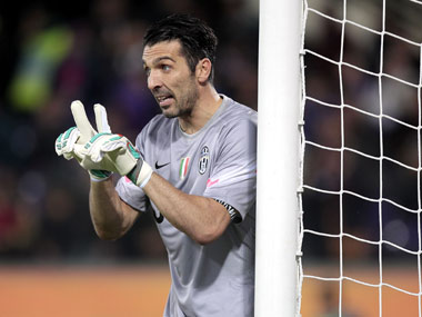 Champions League: Atletico Madrid have the edge in semi-finals, says Juventus' Gianluigi Buffon