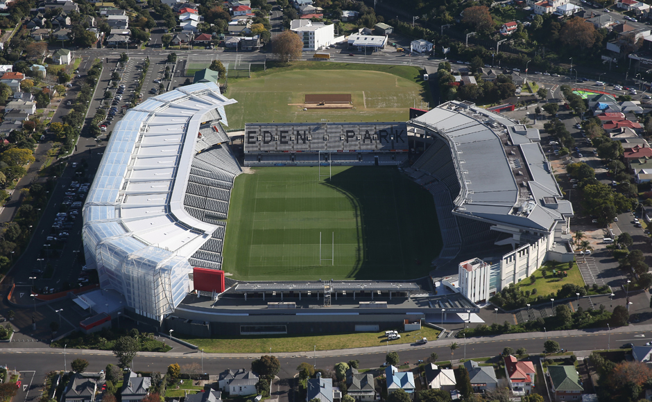 Eden Park. Getty