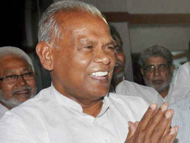 Bihar crisis CM Manjhi draws up strategy for 20 Feb trust vote with supporters