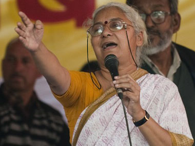 Medha Patkar resigns from AAP, terms Bhushan-Yadav ouster 'condemnable'