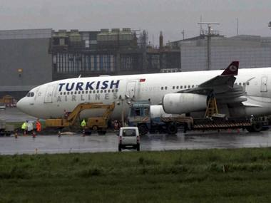 No bomb on Turkish Airlines flight, will be cleared for takeoff in few hours: Aviation
