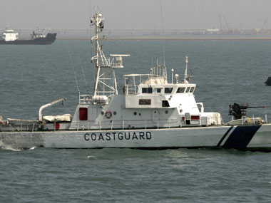 Pakistan terror boat Coast Guard releases new video claims it blew itself up