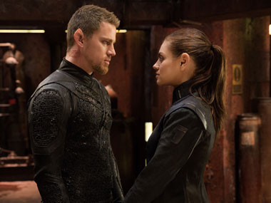 Jupiter Ascending review: A tedious, underwhelming remake of The Matrix