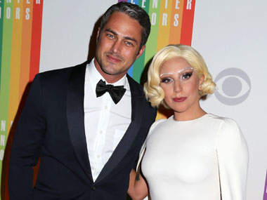 Sorry guys, Lady Gaga is taken! Singer engaged to actor Taylor Kinney
